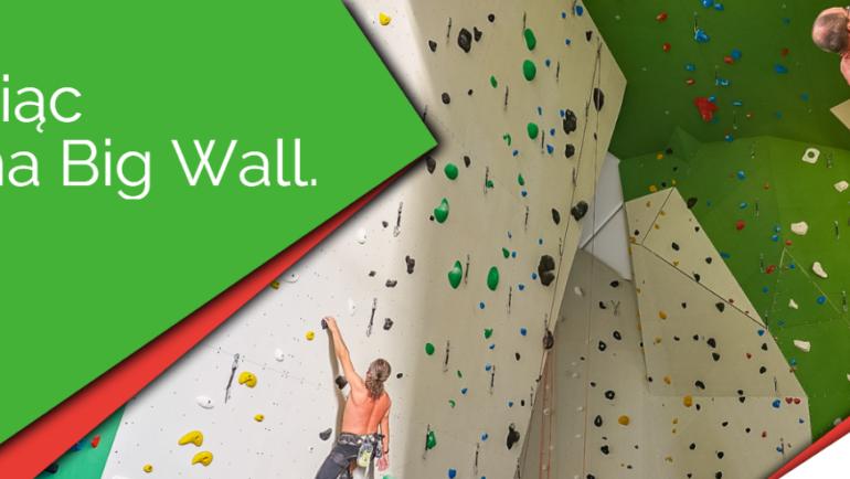 Trwa miesiąc promocji na Big Wall