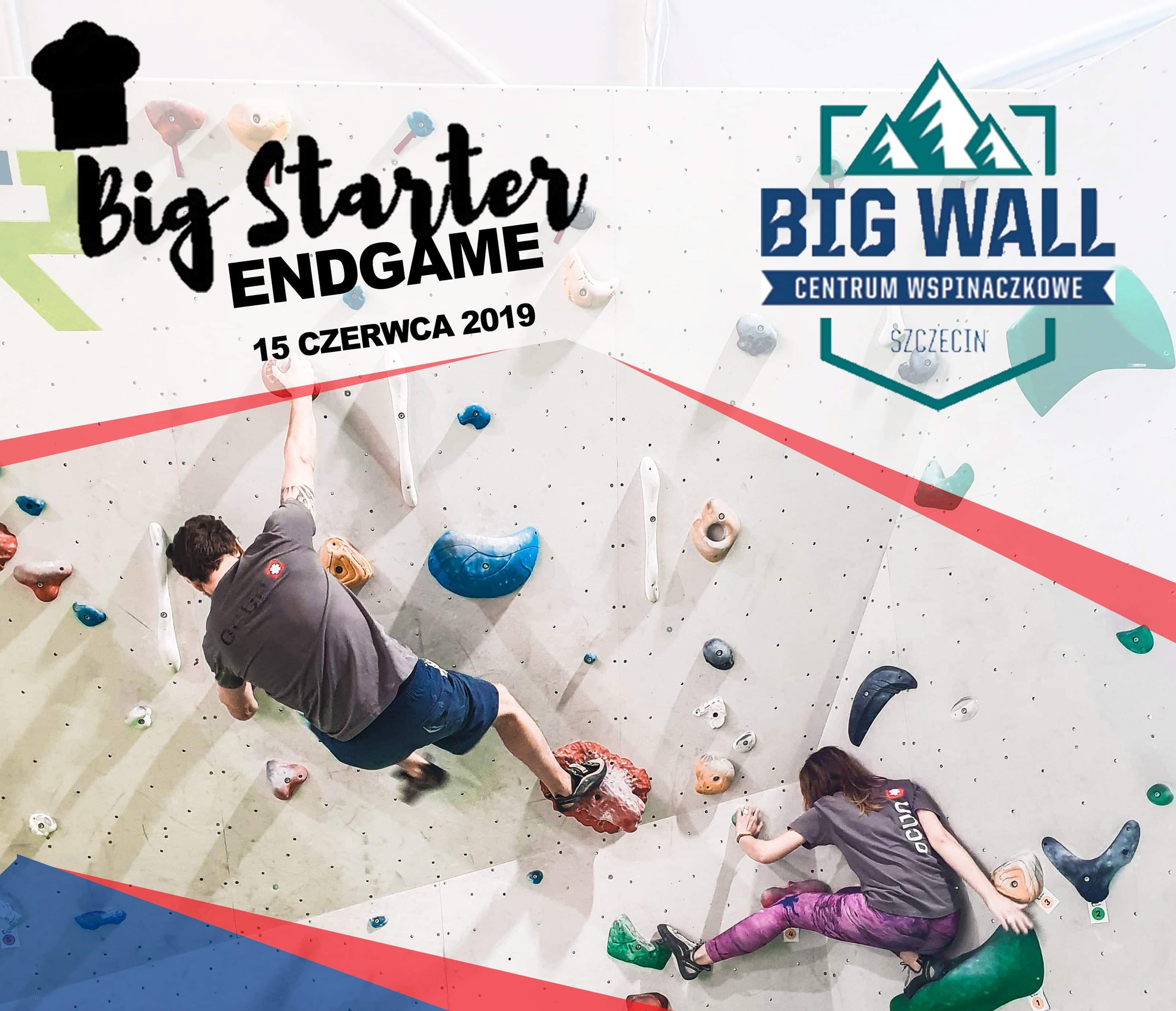 zawody wspinaczkowe big wall szczecin